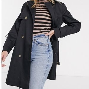 ASOS DESIGN Trench Coat